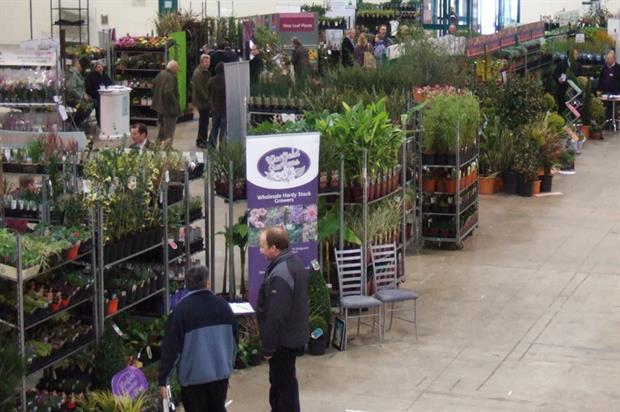 Plant fair: garden centre stock - image: HW