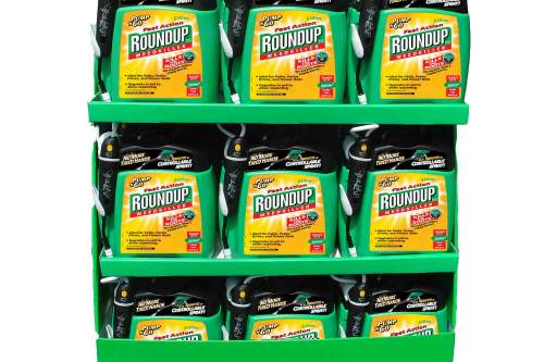 Weedkiller sales are up 60% on last year - image: Scotts