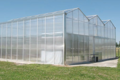 The Elkas experimental glasshouse - image: Wageningen UR