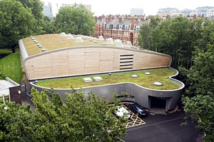 Little Venice Sports Centre in Maida Vale, London. Photo: Westminster City Council