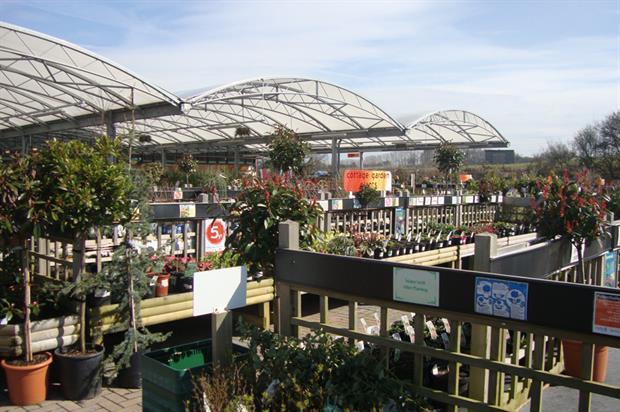 Planterias: plant focus required