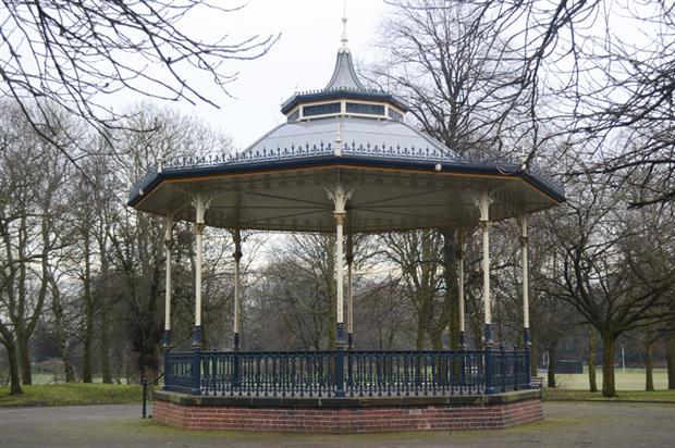 Bandstands: brilliant examples