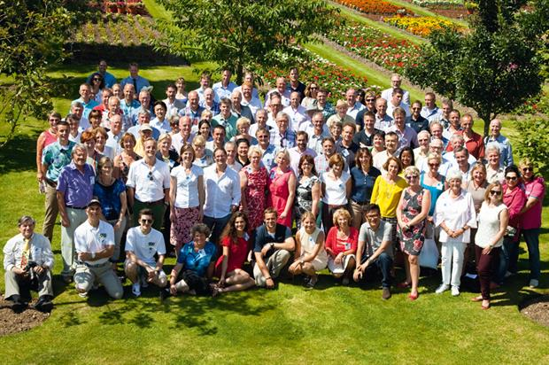 FleuroSelect Convention: global representation at event in Norwich