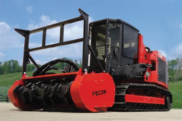 Fecon FTX128 - image: Fecon