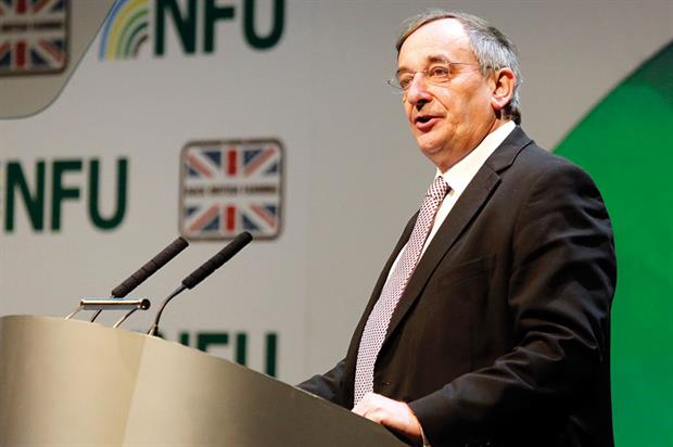 Raymond: vital to have a set goals for whichever government is in charge of Defra's 25-year food and farming plan - image: HW