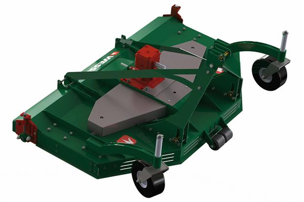 Wessex ProLine CRX Series MultiCut mower - image: Wessex International