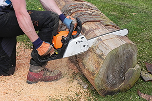 STIHL MS 211C-BE - image: HW