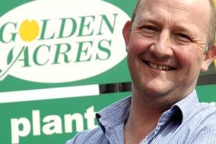 Simon Edwards as GAN comes to an end - image: Golden Acres