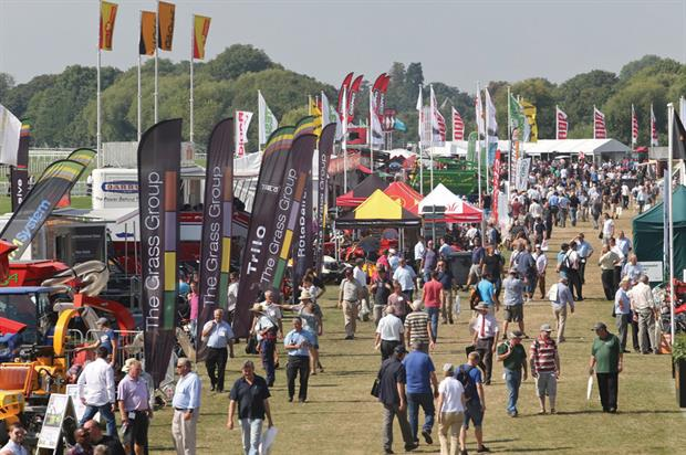 IoG Saltex: seven out of 10 visitors attend the show in Windsor to source new products, services or suppliers - image: HW