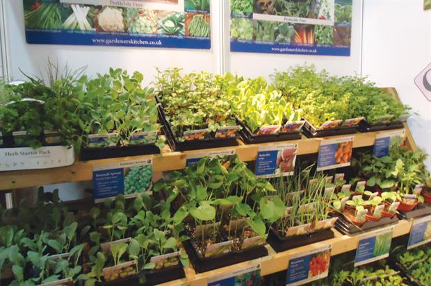 Gardeners Kitchen: Worcestershire-based grower says 2014 better than last two years - image: HW