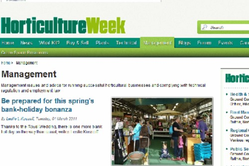 New look HorticultureWeek.co.uk - image:HW
