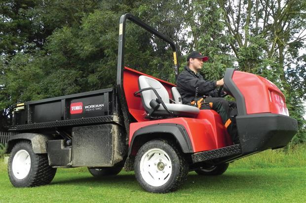 Toro Workman HDX-D 4WD