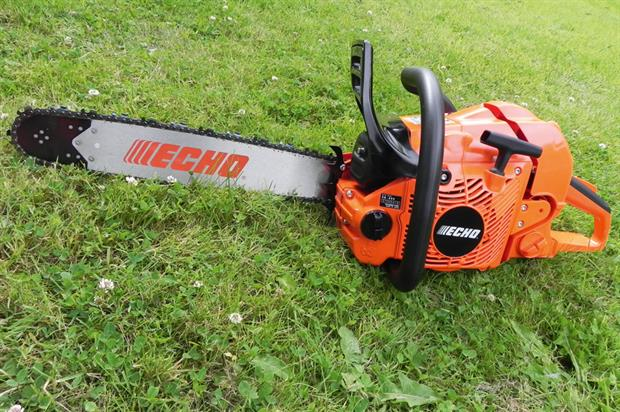 Echo CS-550 chainsaw - image: HW