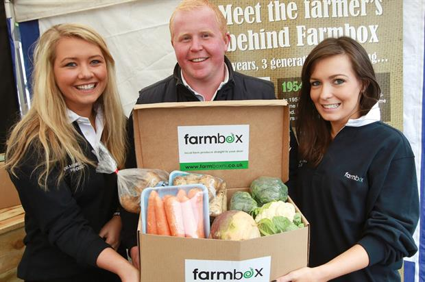 Farmbox: internet-based business links directly with its consumers - image: Farmbox