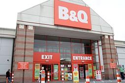 B&Q store - photo:HBM