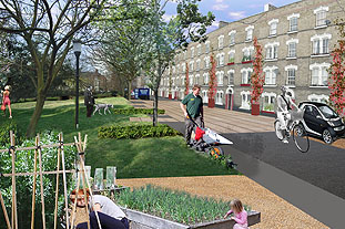Abundant Amelia set to transform London's Elephant & Castle - photo: DPQ