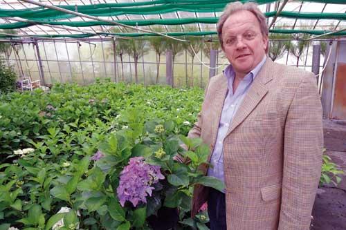 Andrew Halksworth, owner, Tendercare Nurseries - image: HW