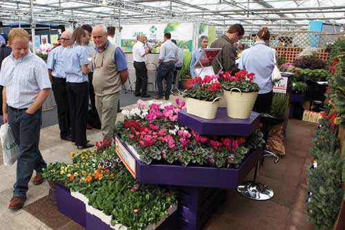Growers have expressed confidence in the market despite the stagnant economy - image: HW