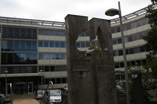 Forestry Commission headquarters (image: Forestry Commission)