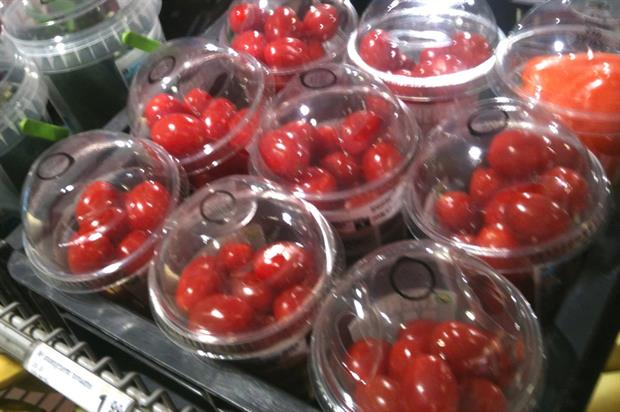 Snacking tomatoes: Greenco supplies packs for European retailers
