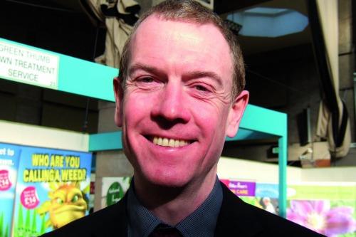 Geoff Caesar of Bransford Webbs - image: HW
