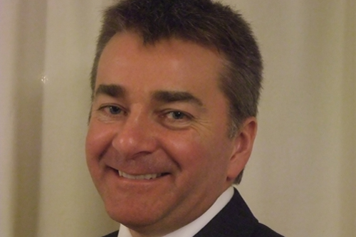 Phil Slinger takes up the role of GCA chief executive at the end of January - image: GCA
