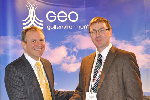 Agreement: David Withers (l) and Jonathan Smith (r)