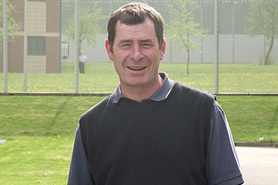 aul Drake, land-based activities manager, HM Prison Ranby  Image: HMP Ranby
