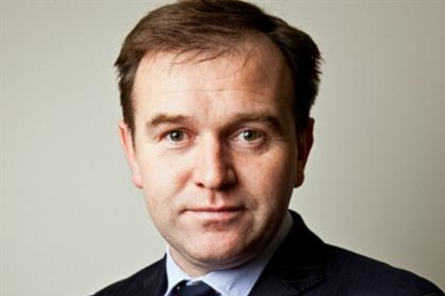 George Eustice MP - image:HBM