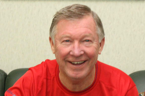 Sir Alex Ferguson: Backing Aberdeen project