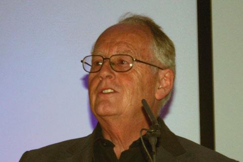 Melvyn Kay: UK Irrigation Association executive secretary