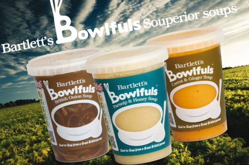 Bartlett's Bowlfuls promotion - image:Alan Bartlett & Sons