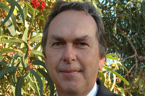 Steve Hopper is to leave Royal Botanic Gardens Kew - image: RBG Kew