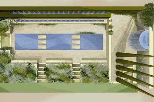 Tom Hoblyn garden design - image: Tom Hoblyn