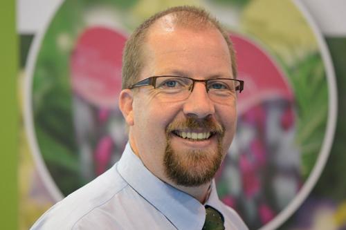 Phil Mabon, creative manager, Floramedia - image: Floramedia