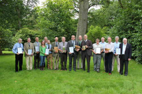 Royal Forestry Society Excellence Award winners 2012 - image: RFS