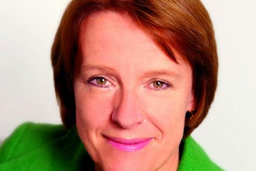 Defra minister Caroline Spelman - image: Defra