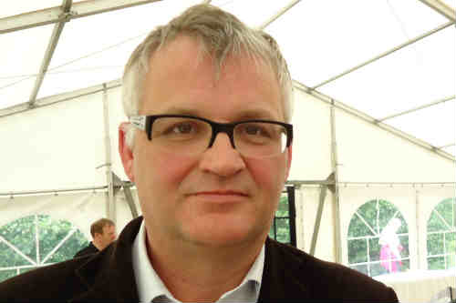 Chairman of the Growing Media Task Force Alan Knight - image: HW