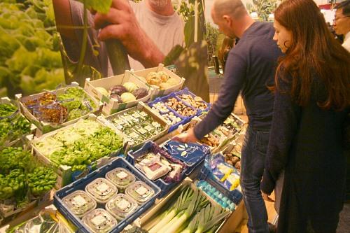fresh produce - image: HW