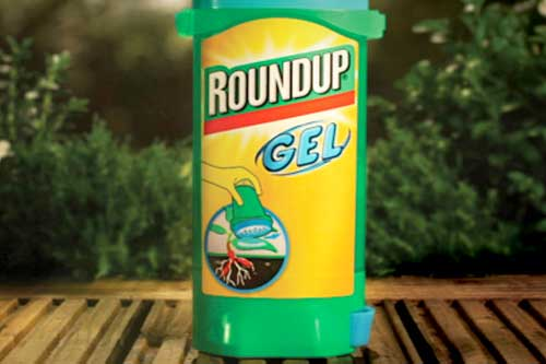 Scotts' Roundup Gel won a Garden Products Award at Glee 2011 - image: HW