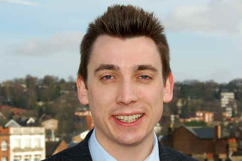 Gavin Shuker MP - image: East of England Labour Party