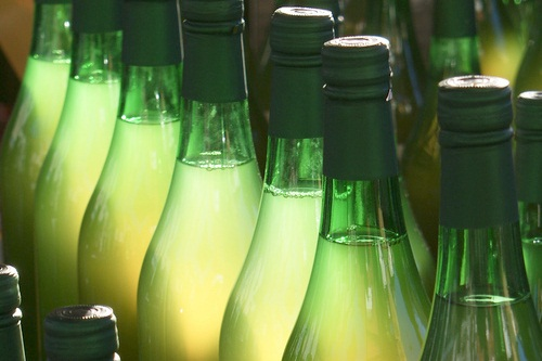apple juice bottling - image:Adam Kerfoot-Roberts