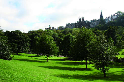 Parks income initiative prompted by local authority spending cuts - image: HW