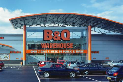 B&Q is to create  branded gardening products - image: B&Q