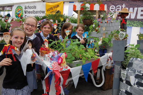 Fermoy's Garden Centre partnered with Scott's Miracle Gro to launch a schools competition - image: Fermoy's