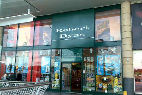 Robert Dyas at Castlepoint - image: Robert Dyas