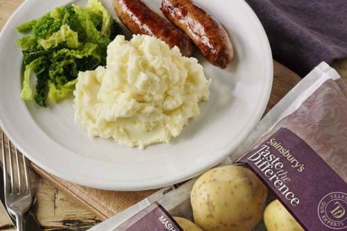 Flair mashed potato - image: Greenvale AP