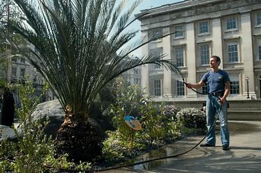 Kew's Steve Ruddy and his Australia Landscape - image:HW