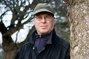 Dave Morris, vice chairman, National Federation of Parks and Green Spaces - image: HW