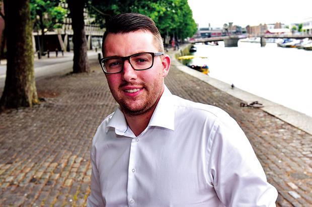 Alfie Jackson, commercial manager, Carbon Gold - image: Carbon Gold
